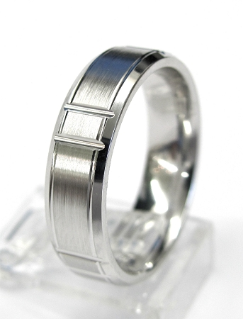 Gold Wedding Bands For Him | Mens Diamond Wedding Bands