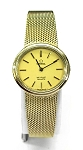Ladies Gold Filled Omega Watch