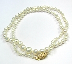 Ladies Akoya Pearls