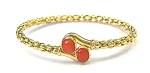 Ladies Gemstone Bangle