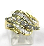Ladies Estate Ring