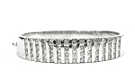 Ladies Diamond Bangle