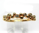 Ladies Stackable Ring