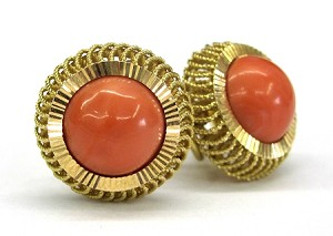 Ladies Estate Earrings
